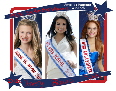 Junior Miss Pageant Contest