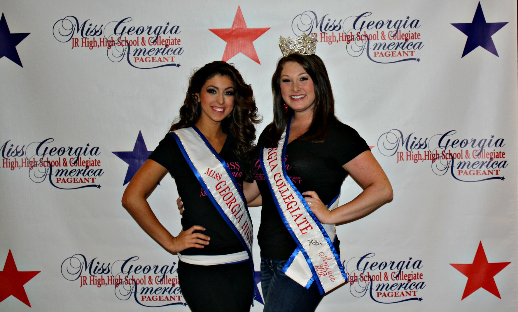 Miss Georgia Junior High, High School & Collegiate