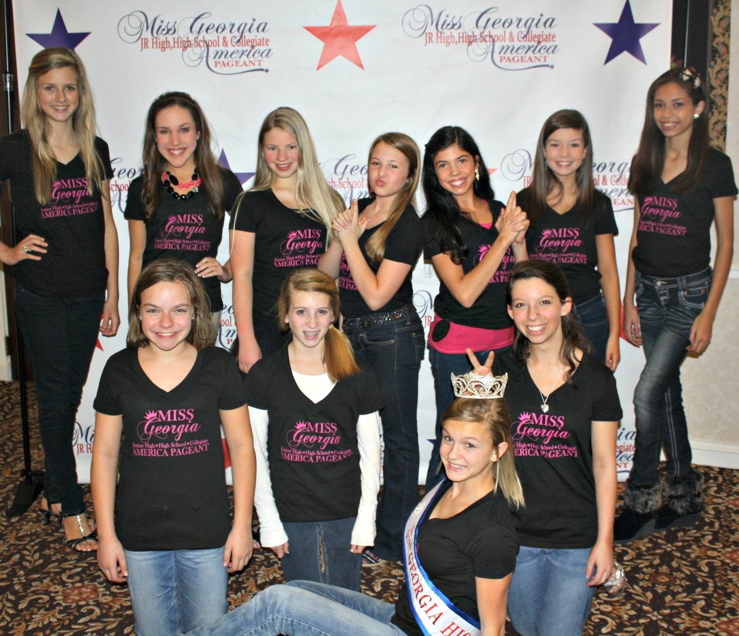 Junior Miss Pageant Contest 2003